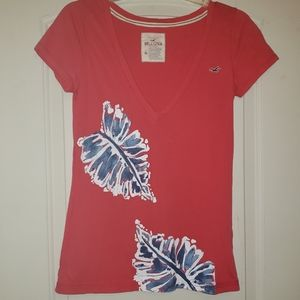 Hollister V-neck Tee
